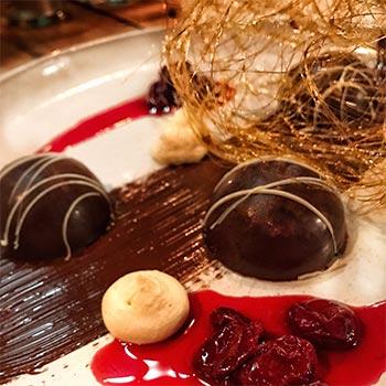London Dessert